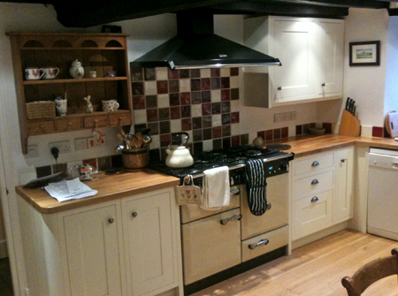 Kitchens Lyme Regis