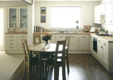 kitchen fitters Lyme Regis